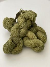 FOREST GREEN sockgarn - forest green sock