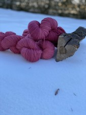 WOOL you be my Valentine new merino