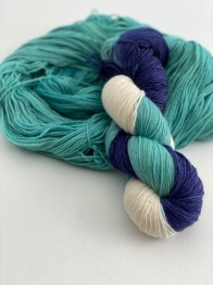 EMERALD MIX merino - emerald mix