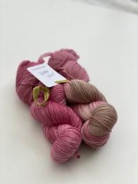 PINK BLUSH merino - Pink blush sw
