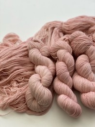 DUSTY PINK merino - dusty pink merino