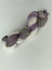 Lavendel&kardemumma sockgarn