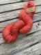 Ensamma härvor sockgarn - Strawberry field sock