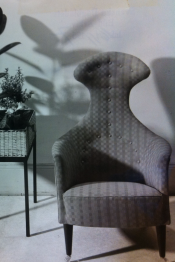Kerstin Hörlin-Holmqvist - Eva chair, prototype.