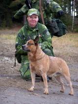 SE uch No uch FI uch Nord uch C.I.B EE uch EstoniaW-10 Tjh (FM) LP I Red -Alert´s Dewi. högre klass spår,sök, bevakning. SM för försvarsmaktshundar 2008-2010