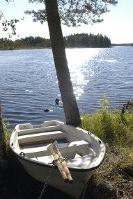 Nu kan Du hyra båt och kanot! Klicka på bilden för mer information!