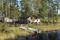 Båt Köråsälva - du kan hyra både roddbåt/kanot och stuga!