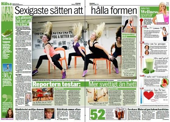 Ni som missade Aftonbladet 19 augusti får chansen här!