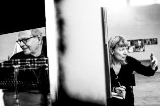 Sören Brunes och Eva Bergman