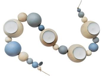 Trä-Grå-Blå