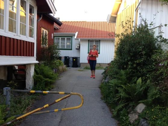 Sightseing i Skärhamn