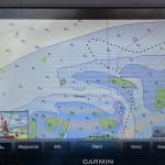 Verkligheten mot sjökortet