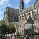 Kyrka i Haarlem
