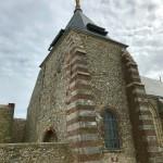 Kyrkan på berget i Fecamp