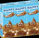 Happy Drink Chokladmjölk med sugrör (UHT)