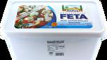 Grekisk fetaost i tärningar 2 x 1,8 kg