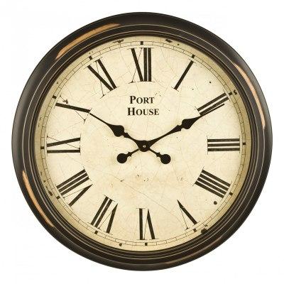 Antik klocka stor