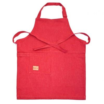 Rött förkläde - barn
