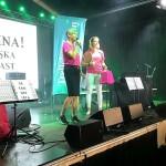 Lotta ocH Anna på scenen