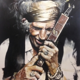 keith Richards 115x95  -