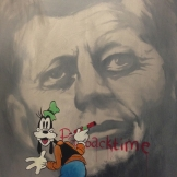 JFK - Paybacktime by Goofy 120x80