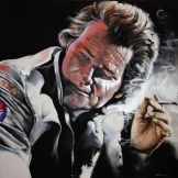 Kurt russel Death Proof 100x100