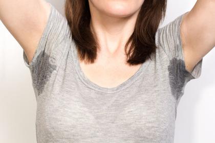 medicin mot överdriven svettning