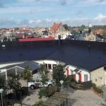 EJ INLAGD Målningsarbete Kaptensgatan Råå (2)