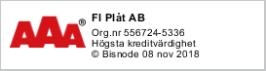 AAA FL PLÅT AB