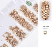 Guld kristaller