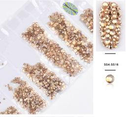 Guld kristaller -