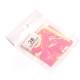 Aurora plastfilm - Pink/Gold