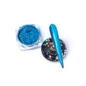 "Chrome ""Electric Blue"""