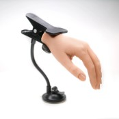 Hand hållare
