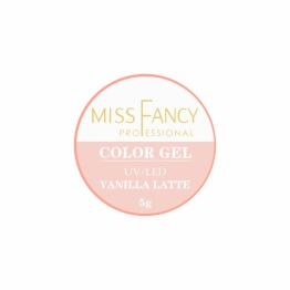 "Color Gel ""Vanilla Latte"" -"