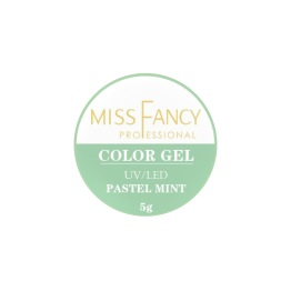 "Color Gel ""Pastel Mint"" -"