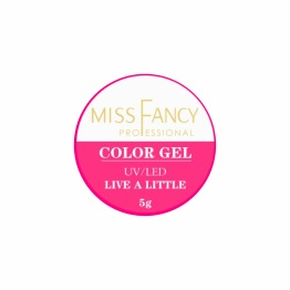 "Color Gel ""Live a Little"" -"