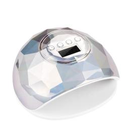 Uv/led lampa - Silver