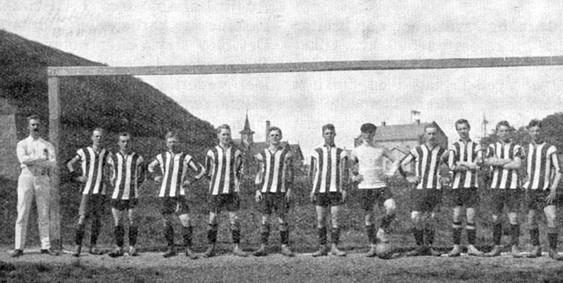 Varbergs Fotbollsförening - vad hände med den?