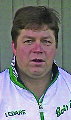 Lars Karlsson, ordförande i BoIS Fotboll.