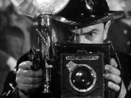 Utrikeskorrespondenten var en annan stark film av Hitchcock under 40-talet