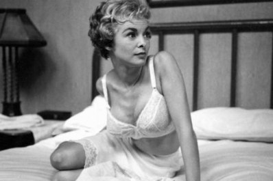 Janet Leigh ur Psycho