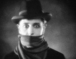 Ivor Novello som The Lodger
