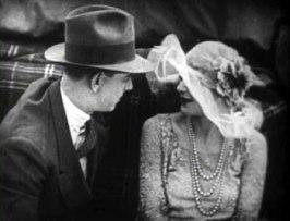 Franklin Dyall och Isabel Jeans i Olovlig kärlek