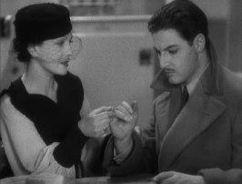 Lucy Mannheim och Robert Donat