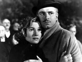 Joan Fontaine och Laurence Olivier ur Rebecca