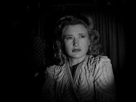 Pricilla Lane som Patricia Martin i Sabotör