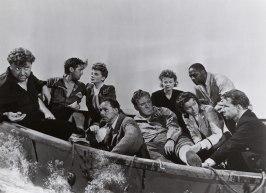 De överlevande i livbåten