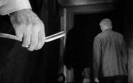 Gregory Peck funderar om han är en mördare eller inte