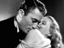 Gregory Peck och Ann Todd i The Paradine Case